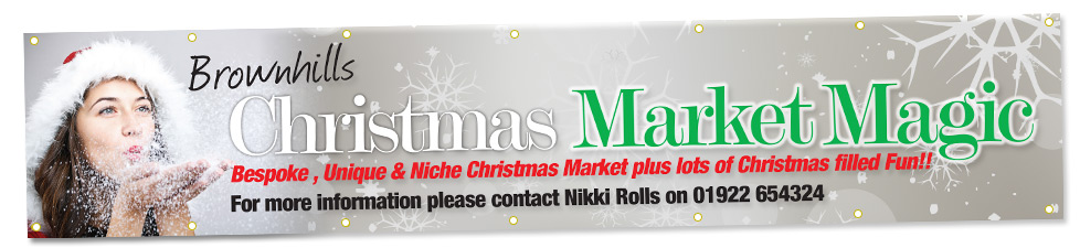 Large PVC Banner Graphic Design